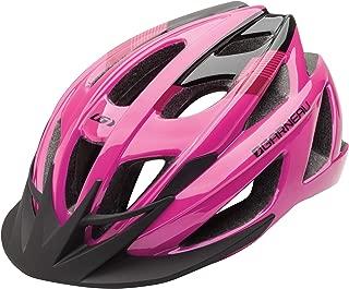 Louis Garneau Le Tour 2 Lightweight, Adjustable, CPSC Safety Certified Bike Helmet for Men and Women