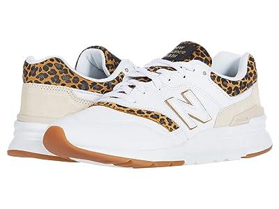 New Balance Classics 997H (White/Gum) Women