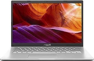 ASUS X409FA-EK590T Laptop (Transparent Silver) Dual Core Intel Core i3-10110U CPU 2.1 GHz, 4GB RAM, 256GB SSD, Intel HD Gr...