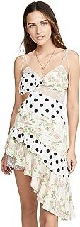For Love & Lemons Women's Butterscotch Tank Midi Dress