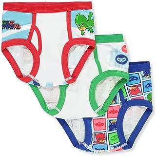 PJ Masks 3-Pack Toddler Boys Briefs Underwear Catboy Owlette Gekko