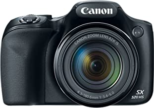 Best canon powershot sx520 16digital camera with 42x Reviews