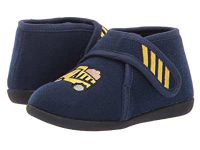 Foamtreads Kids Hauler (Toddler/Little Kid) (Navy) Boys Shoes
