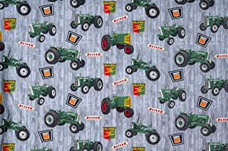 Best oliver tractor fabric Reviews
