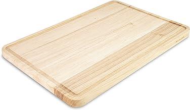 KitchenAid Classic Wood Cutting Board, 12x18-Inch, Natural