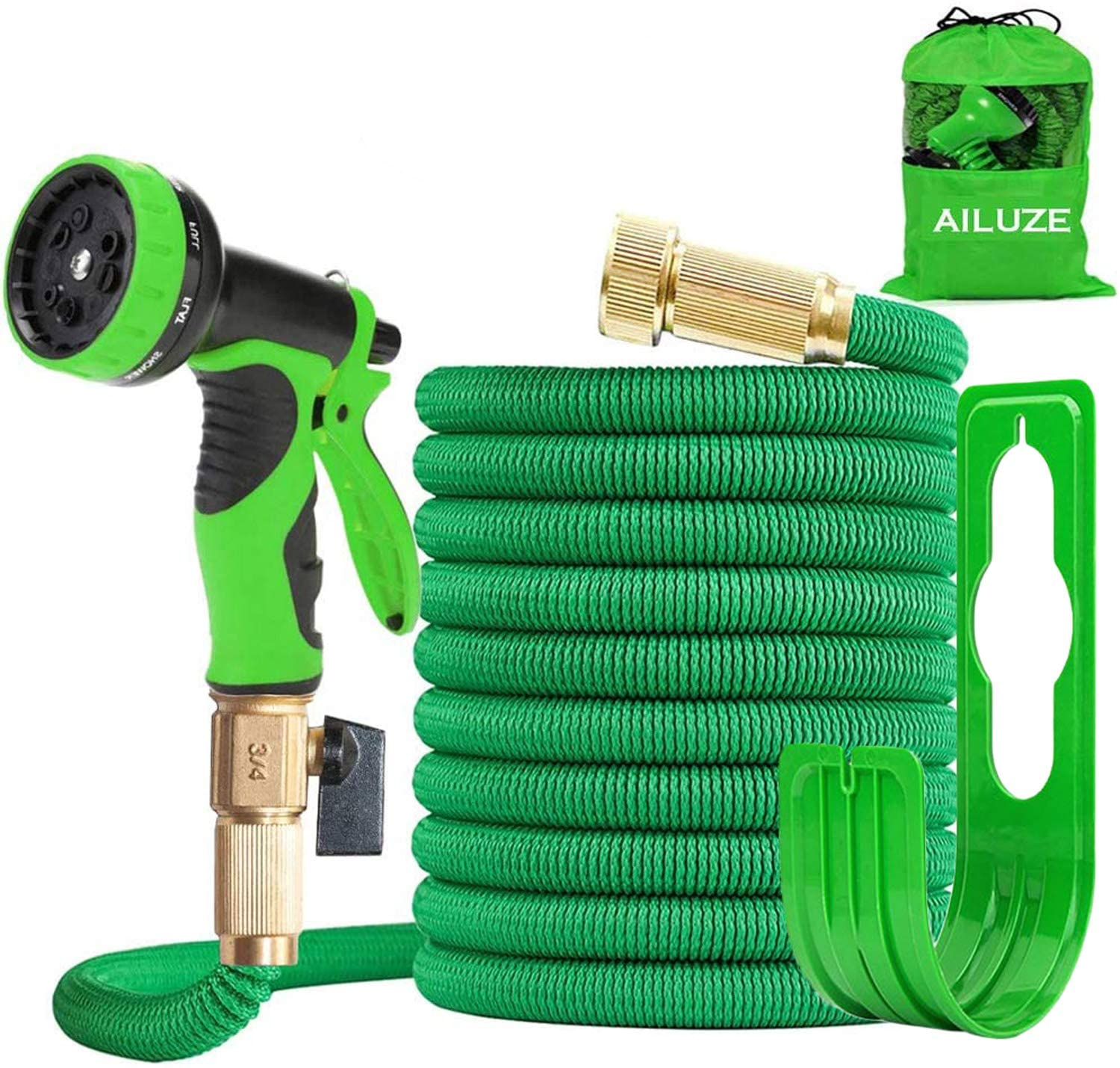 Sale special Super beauty product restock quality top! price AILUZE Expandable Garden Water Hose Fl 50ft Pipe Expanding Magic