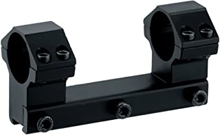 30MM HIGH Profile Airgun .22 Dovetail ONE Piece of Scope Mount