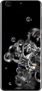Samsung Galaxy S20 Ultra SM-G988B Akıllı Telefon, 128 GB, Kozmik Siyah (Samsung Türkiye Garantili)