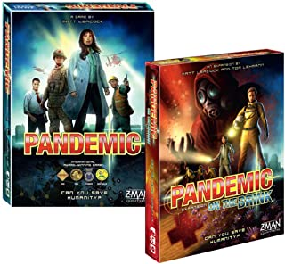 Pandemic with Pandemic: On The Brink