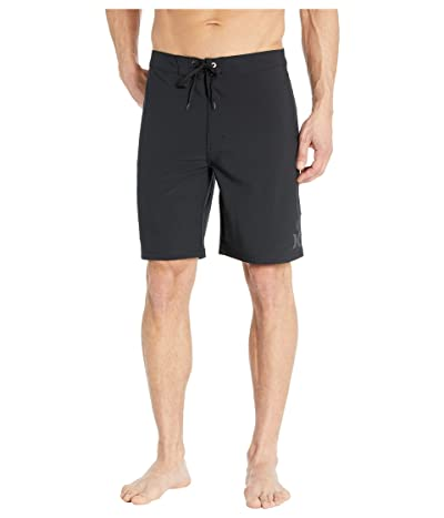 Hurley 20 Phantom One Only Boardshorts (Black) Men