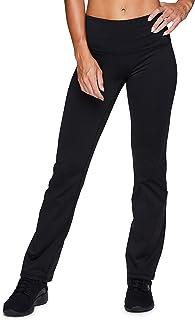 RBX Active Ladie's Fleece Yoga Boot Cut Sweatpants