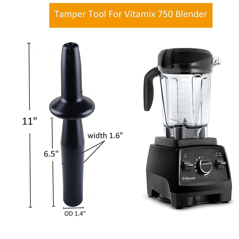Tamper for VitaMix™ Blender