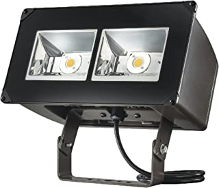 Lumark NFFLD-C25-T Night Falcon 85W Carbon Outdoor Integrated LED Area Light with Trunnion Mounting, Bronze