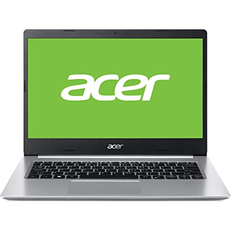 "Acer Aspire 3 Intel Core i3 11th Generation 15"" (38.1 cms) - (4 GB/256 GB SSD/Windows 10 Home/Intel UHD Graphics /1.7Kg/Silver) A315-58"