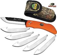 deer and deer hunting knife