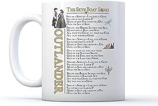 Best outlander skye boat song mug Reviews