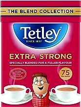 tetley extra strong tea bags