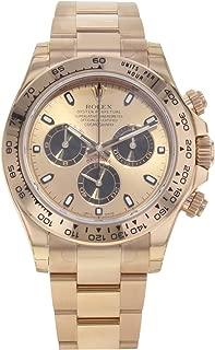 Rolex Daytona 116505 pbk 18K Everose Automatic Men's Watch