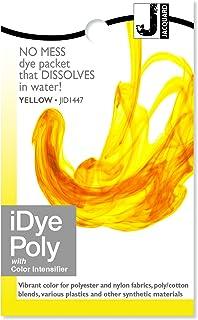 Jacquard IDYE-Yellow 14gm (Poly/Disperse) Fabric Dye