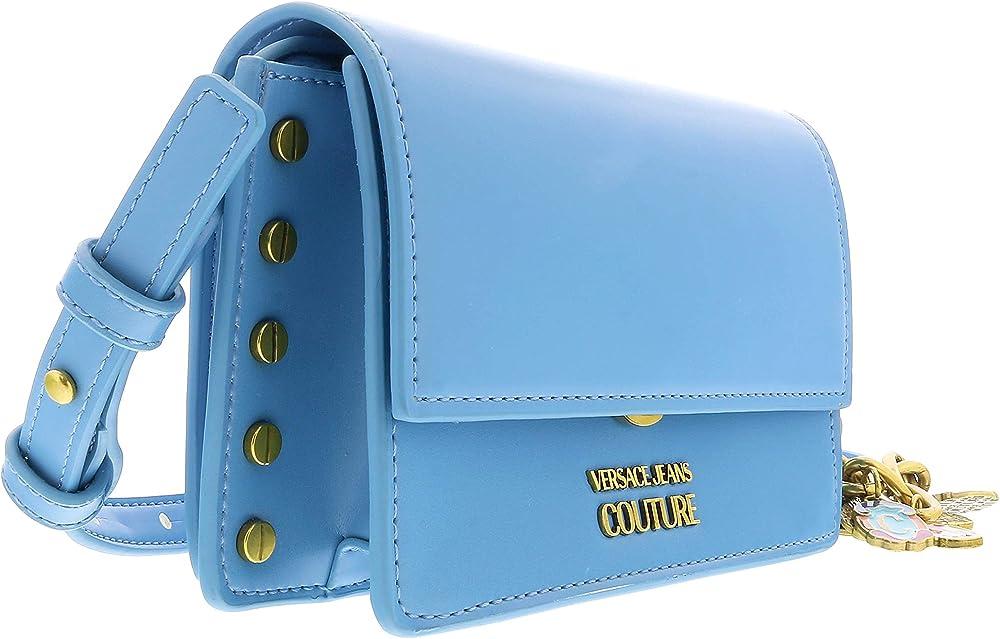 Versace jeans, borsa a tracolla per donna, in pelle sintetica EE1VWABC4E71876E904