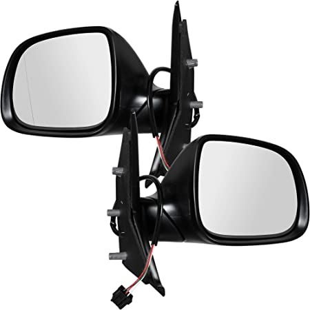 Außenspiegel Set Für T5 Bj 10 Elekrisch 5 Pin Beheizbar Convex Auto