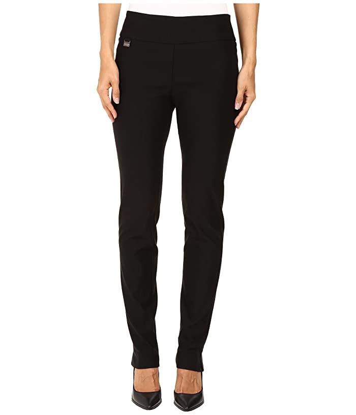 Lisette L Montreal Solid Magical Lycra Slim Pants