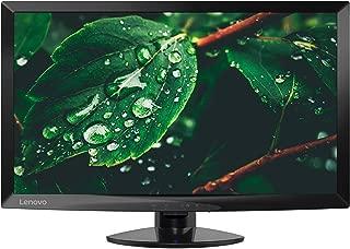 Lenovo C24-10 23.6-Inch LED Backlit LCD Monitor, FHD (1920x1080), VGA/HDMI, 1ms, Vesa, Tilt Adjust, Tüv Low Blue Light Certified, 65E3KCC1US