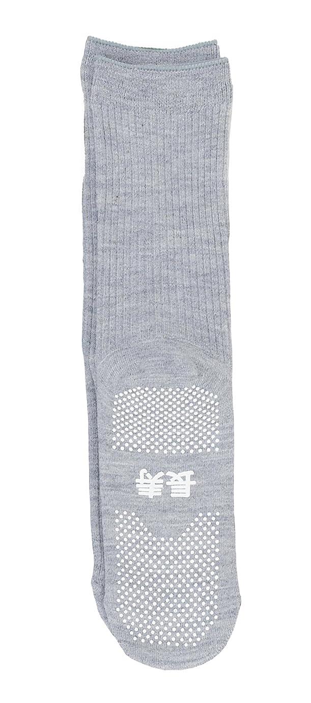 """カプラー遺産ノイズ神戸生絲 すべり止め靴下(""""長寿"""