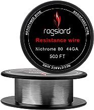 Nichrome 80 Wire - 44 AWG Gauge Spools 500 ' Ni 80