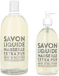 savon de marseille olive lavande refill