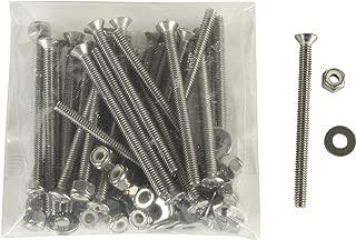 JIF Marine Products Pontoon Fence Bolt Kit (26) EFF