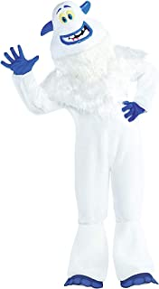 Smallfoot Migo Costume for Boys, Size Small, Includes a Jumpsuit, a Mask, Gloves, a Collar, and More