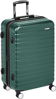 AmazonBasics - Equipaje con candado TSA, color verde