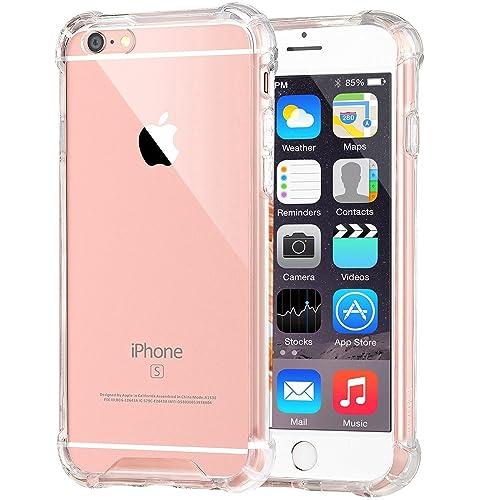 Transparent Case for iPhone 6/6S Plus