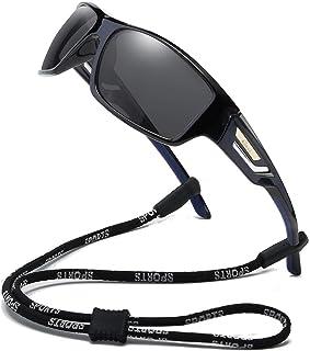 عینک آفتابی ورزشی قطبی Bevi TR90 قاب غیرقابل شکست برای آقایان بیس بال دوچرخه سواری