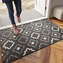 DEXI Original Indoor Doormat, Durable Absorbent Door Mats Indoor Rug, 59x35 Machine Washable Low-Profile Inside Door Mat f...