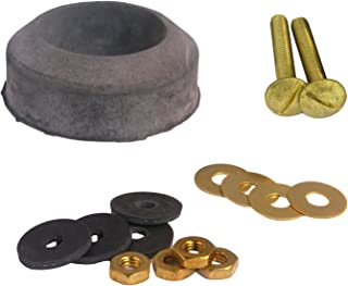 LASCO 04-3803 Gerber Tank to Bowl Bolt Set with Sponge Gasket