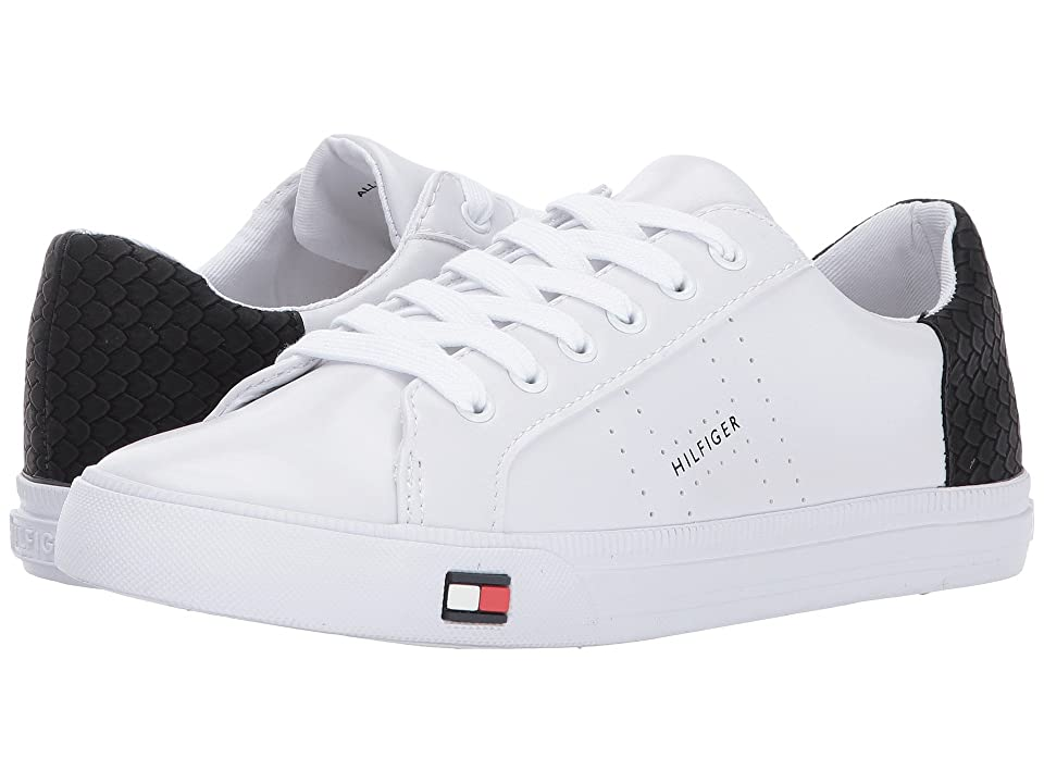 Tommy Hilfiger Lune (White/Black) Women