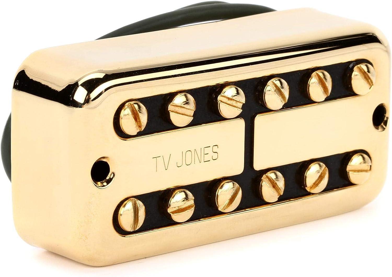 Direct sale of manufacturer TV Jones Classic Plus Pickup Bridge - Gold Ranking TOP6