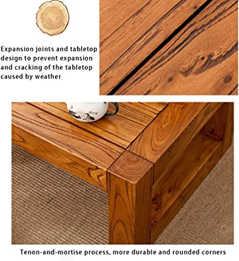 Coffee Tables Tatami Coffee Table Bay Window Table Balcony Coffee Table Japanese Low Table Tea Table Ideas (Color : Rose Colo