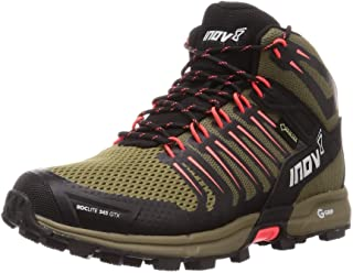 Inov-8 Womens Roclite 345 GTX - Waterproof Gore Tex Hiking Boots - Lightweight - Vegan - Mid Boot Fit