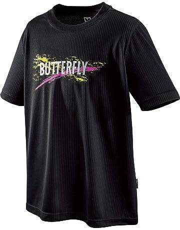 ff34726a7c4ac バタフライ(Butterfly) 卓球 半袖ウェア マニクルス・Tシャツ 男女兼用 45500