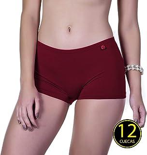 da8be4bb1e Moda: Caleçons, Boyshorts e Cuecas Femininas na Amazon.com.br