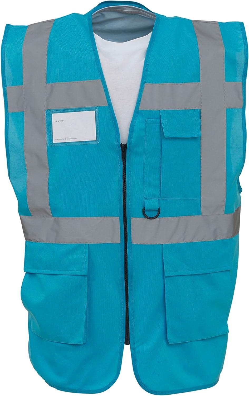 Yoko Hi-Vis Premium New life Latest item Executive Manager Waistcoat Jacket