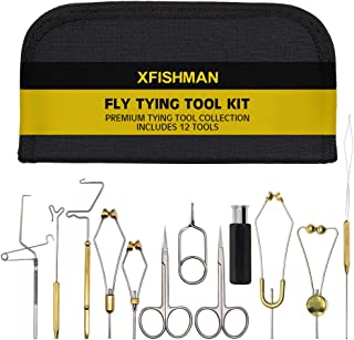 Best fishing fly tying tools Reviews