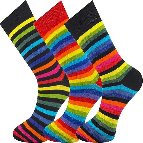 7657b0e05 Calcetines de Colores: Amazon.es