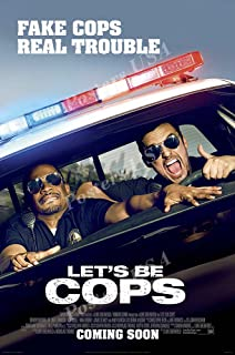 Posters USA - Let's Be Cops Movie Poster GLOSSY FINISH- FIL122 (24