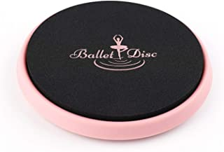 Weensmeil Pro Ballet Turning Disc - Balance Turn Board for Ballet, Dancers, Gymnastics and Figure Skating, Spin Boards for Better Pirouette Technique, Releve, Turns and Dance Spinning