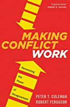 work through conflict