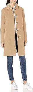 Women's Water-Resistant Collar Coat